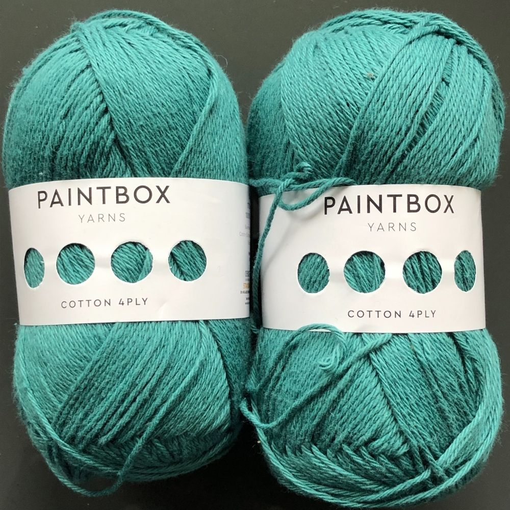 Paintbox Simply 4ply Cotton image for 3 favourite cotton yarns review